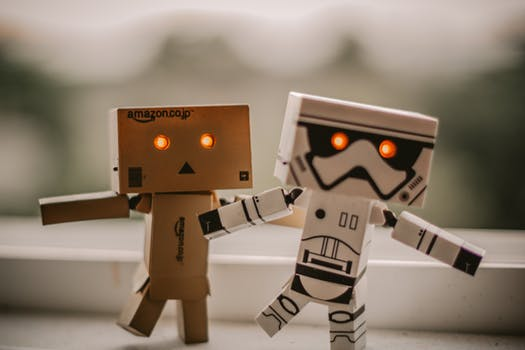 Security Robots?