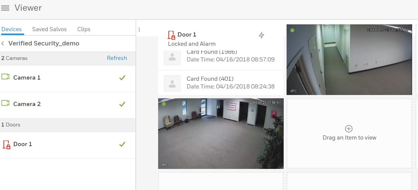 Next Generation Cloud-Based Access Control and Video